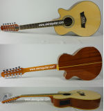 Aiersi Special Made Stock 12 String Acoustic Guitar (SG012SMCE-40)