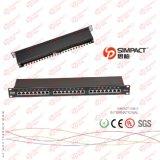 24 Plugs STP Patch Panel