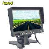 "7"" Sun Visor Car TFT LCD Monitor for Bus Vehicle"
