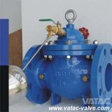 API/Asme Bolted Bonnet Hydraulic Control Valve with Flanges