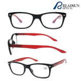 Europe Market Design Injection Plastic Reader Glasses (RP484001)