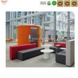 Colorful DIY Design Curve Leisure Combination Morden Sofa