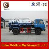 4X2 LHD 10000liter/10cbm/10m3/10000L Vacuum Sewage Suction Truck