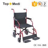 High End Lightweight Transit Manual Aluminum Wheelchair