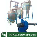 159mm Electrical Pipe Drying System for Drying Plastic Flakes