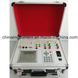 Transformer Load and No-Load Characteristics Analyzer