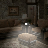20PCS LED Light-Control 8W Energy Saving Emergency Light/Wall Lamp