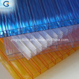 Greenhouse Polycarbonate Lens with UV Protection Layer