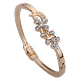 Korea Jewelry Diamond Mixed Open Love Bracelet for Women