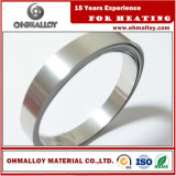 Ohmalloy 5j1580 High Expansion Layer Bimetallic Material for Automatic Protection Switching