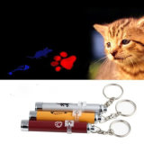 Laser Toys Cat Teaser Dog Cat Funny Pet Training Toys LED Pointer Light Pen Bright Mouse Animation
