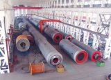 4.9*76m Rotary Kiln in Cement Production Line