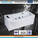 Fashion Cool High Quality Corner Acrylic Whirlpool Bathtub (WTM-02317L/R)