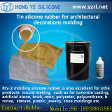 Silicone Rubber for Concrete Moulds