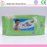 2017 Wholesale Q-Bebe Baby Hand Mouth Cleaning Wipes