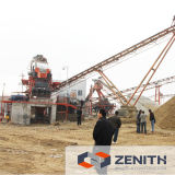 500 Tph Stone Crusher Plant for Hard Rock