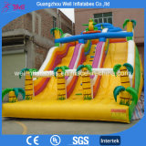 Dragon Jungle Inflatable Slide for Kids and Adults