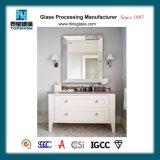 Modern Design Bevel Edge Silver Mirror for Hotel Bathroom Supplies