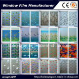 High Quanlity Self Adhesive Frosted Window Film/Glass Film Decorative Film for Home