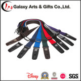 Factory Direct Sale Top Quanlity Fashion Polyester Custom Guitar Straps/ Guitar Accessories