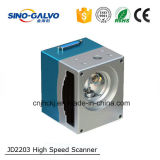 Laser Galvo Jd2203 for 20W Fiber Laser Marking Machine