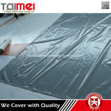 High Quality 14 FT Plastic Tarp Pool Cover for in-Ground and Above Ground Pool
