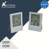 Multifunction LCD Digital Desk Clock with Timer and Temperature