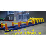Events Sport Games PVC Obstacle Course Inflatable Rentals