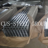 Africa Galvanized Roofing Plate/Hot Dipped Galvanised Corrugated Steel Sheet