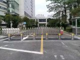 Stainless Steel Auto Gate System Automatic Rising Retractable Security Hydrolic Road Bollards for Sale
