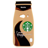 Starbuck Coffee Cup Shape Cute Silicone Phone Cases