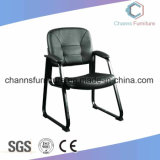 High Quality Artificial Leather Meeting Furniture Black Office Training Chair