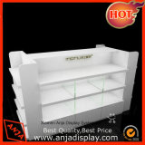 MDF Display Cabinet Fixture for Cosmetic