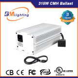 Saving Energy 315W Low Frequency Grow Light Ballast with 3 Years Warranty