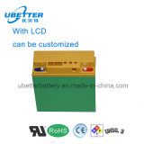 12V 21ah LiFePO4 Battery Pack (Replace lead acid battery) with LCD