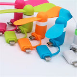 2 in 1 Mini USB Fan for Android and Phone