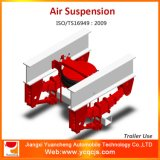 Dump Truck Rear Trailer Airbag  Suspension  Lift Kit