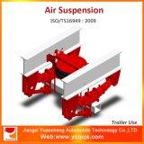 Dump Truck Rear Trailer Airbag Suspension Lift Kit