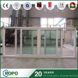 PVC Double Glazing Triple Pane Sliding Windows China Price