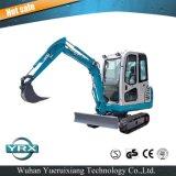 China Hot Construction Machinery 1.94t Small Crawler Excavator