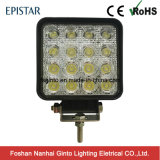 48W Square 4inch LED Work Light (GT1015-48W)