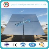 1.1mm 3.2mm 4.0mm Low Iron Power Station Solar Mirror