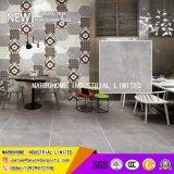 Full Body Cement Grey Porcelain Vitrified Glazed Matt Rustic Tile (MB69025) 600X600mm for Wall and Flooring