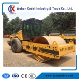 Single Drum Vibratory Roller with Pad Foot Drum Optional From 7tons to 25tons