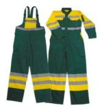 Reflective Overall Workwear Coverall/ Men′s 100%Cotton Coverall Workwear
