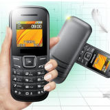 Popular Small Mobile Phone E1200, 1.52inch Screen Cell Phone
