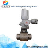 Gear Operate Top Entry Ball Valve