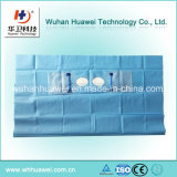 Surgical Draps with Incise Dressing Medical Supply