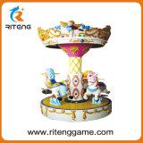 Angel Carousel Park Amusement Rides Go Round/Outdoor Kids Carousel
