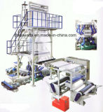 Sj-75 High Speed PE Film Blowing Machine